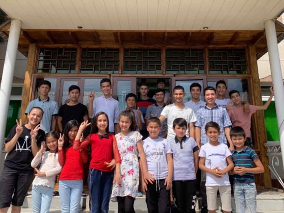 ウズベキスタンの学校に暖房設備を届けたい!
