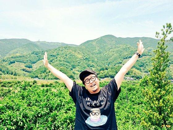 芸人こやけんが、徳島の魅力を動画で伝える観光サイトをつくる!