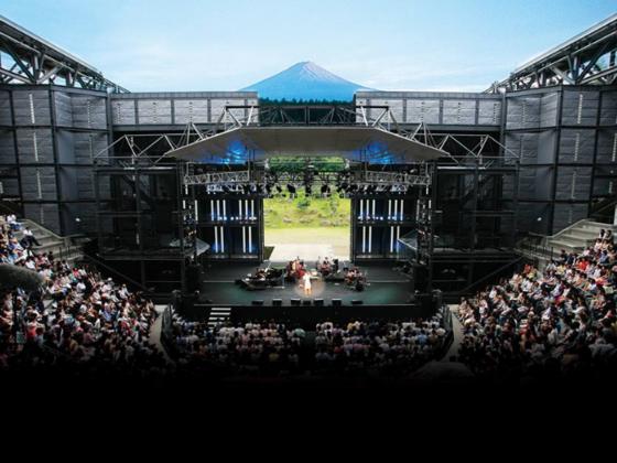 富士山の麓で人力発電遊園地を舞台とする「魔笛」を上演します!