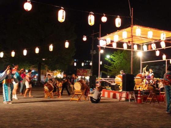 千葉県船橋市金杉台で伝統的な地域の夏祭りを継続させたい。