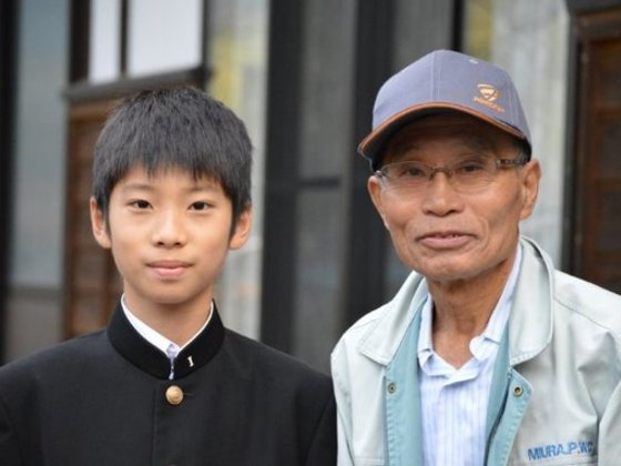 廃校寸前の島根県左鐙小学校を救う!移住者向け住宅を改修!