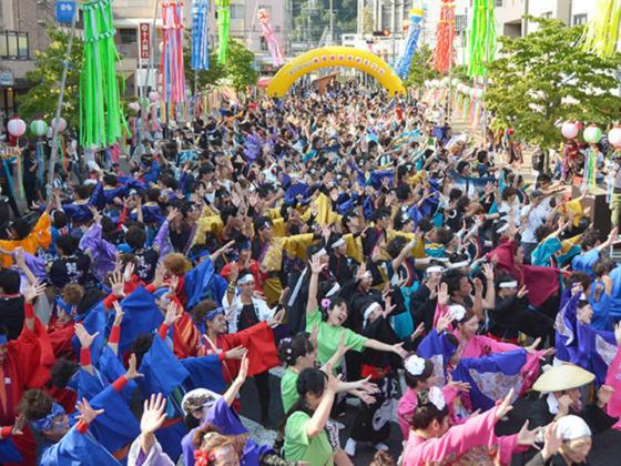 踊る楽しさを伝えたい!瑞浪七夕まつり新総踊り曲を制作します。