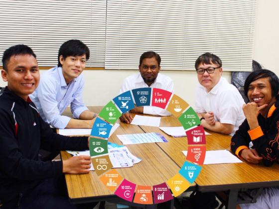 SDGsを通じてアジア市場を盛り上げるフォーラムを開催したい
