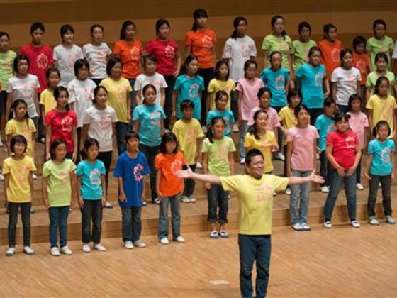 オペラと児童合唱のコラボ!音楽を通じて子どもたちに達成感を!