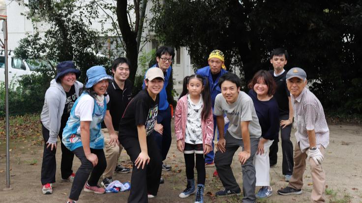 福祉施設と地域子ども会の共生を目指せ!友達みんなで遊園地へ