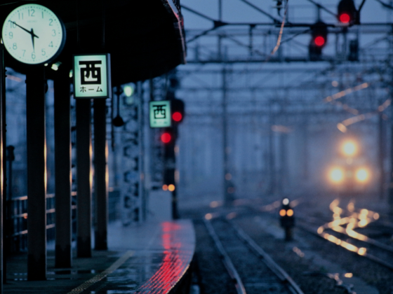 伝説の鉄道写真家 真島満秀写真展「鉄道回廊」開催にご協力を