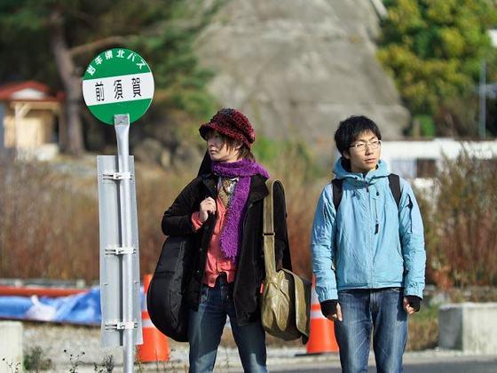 東北へエールを!震災後の若者を描いた映画の上映会を福岡で
