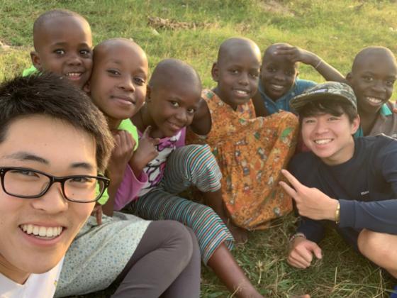 ウガンダで生活する孤児に医薬品を届けたい!