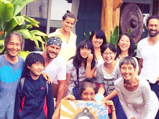 福島の子どもたちにハワイ島のクリスマスとお正月をプレゼント