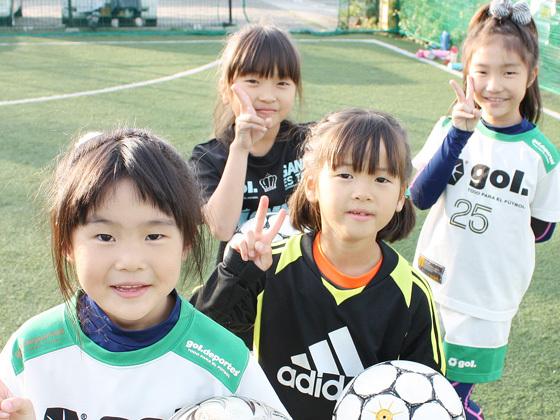 未来のなでしこを育てるため大阪でサッカースクールを開きたい!