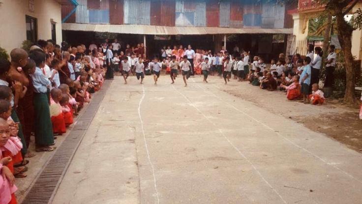 ミャンマー子ども支援プロジェクト