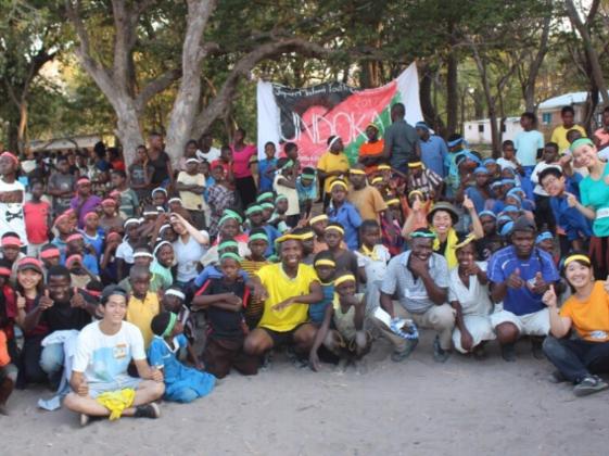 マラウイで運動会の開催+マラウイの魅力を伝えよう