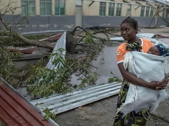 南部アフリカを襲った「サイクロンイダイ」被災地の復興支援を!