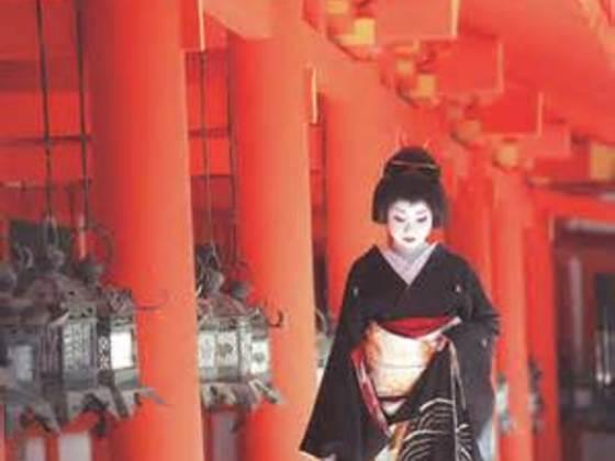 奈良元林院花街舞妓塾1期生のお披露目イベントを開催したい