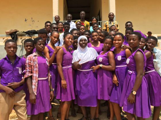 ガーナの職業訓練生とその家族に火傷治療と安心を届けたい