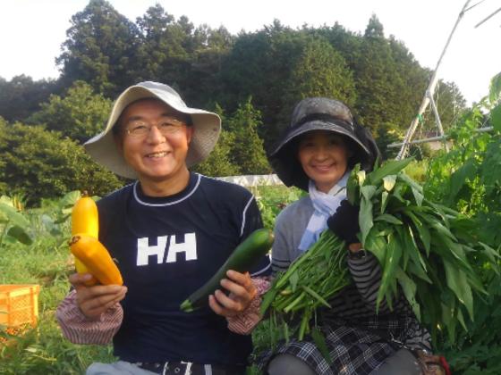 茨城から故郷の世田谷へ。環境再生農園の未来へのチャレンジ!