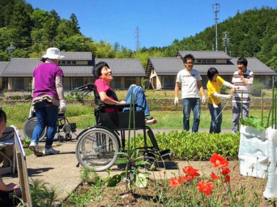 岐阜に重い障害のある人が暮らせる新しいグループホームの建設を