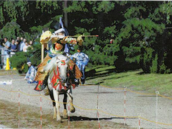 192年ぶりの神事流鏑馬の奉納となる流鏑馬を八戸で開催したい