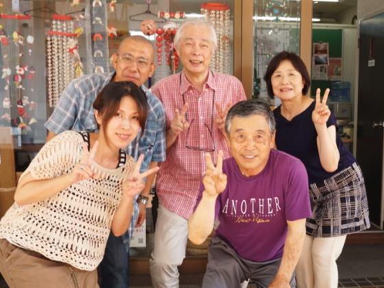 菱野団地の高齢者の健康寿命を伸ばすために
