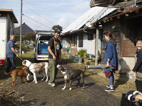 古民家を改修し、子供たちと捨て犬がふれあう犬の保護施設を!