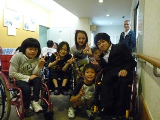 障害学生進路発見イベント2012〜障害のある子どもの未来を広げる〜