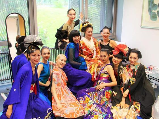 """着物×音楽×ダンス ポルトガル芸術祭で日本文化の""""美""""を発信"""
