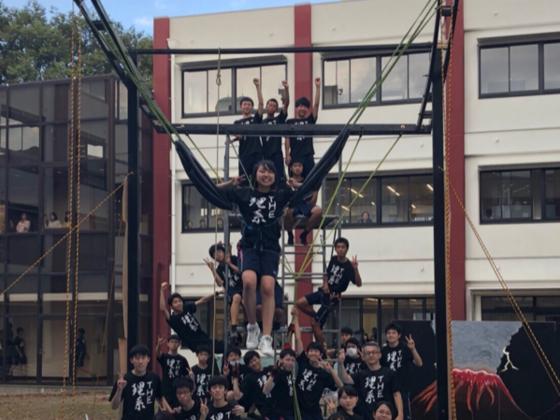 正智深谷高校 3年5組 文化祭