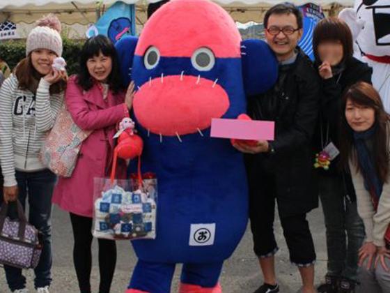 「おのくん」と、台湾に東日本大震災支援のお礼を言いに行きたい