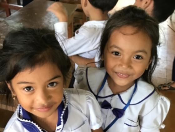 高校生!カンボジアの子供達の絵本を日本の養護施設に届けたい