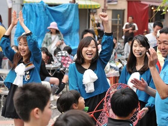 墨田区で活躍するご当地アラサーアイドルを存続させてください!