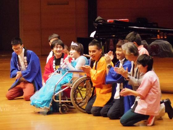 6つの障害を抱える川崎春香さんの作詞作曲CDを作成したい
