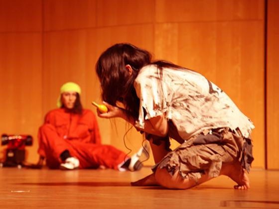 被災者による本音の舞台「三月革命」を全国及び海外にて上演を!