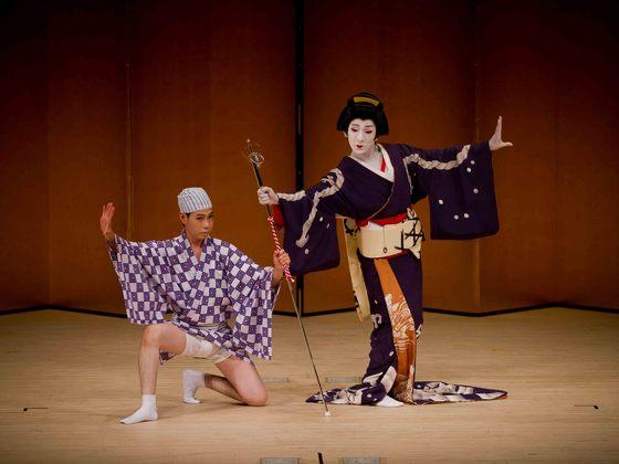 シンガポールに6年ぶりに日本舞踊公演を誘致したい!