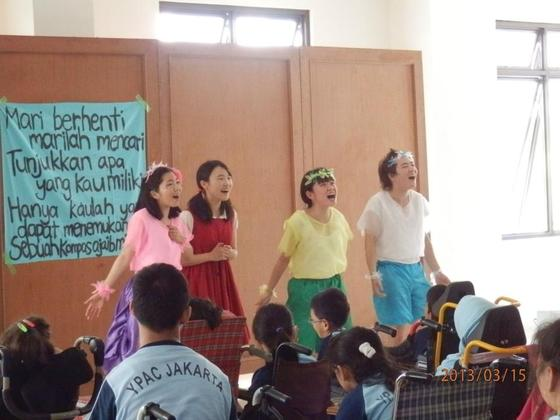 """フィリピンの""""ゴミ山""""や離島の子供達にミュージカルを届けたい"""