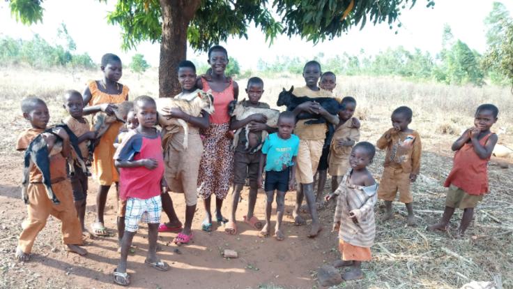 バイオガスと植樹で、持続可能な環境をアフリカの貧国ブルンジに