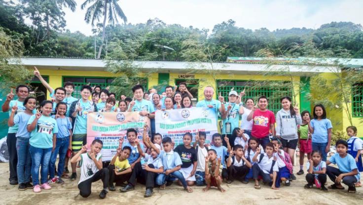 """""""電気""""で照らす子どもの未来。フィリピン離島に太陽光発電を。"""