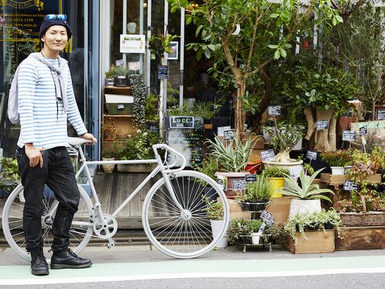 世界に一台だけ、あなたのオリジナル自転車を作りましょう!