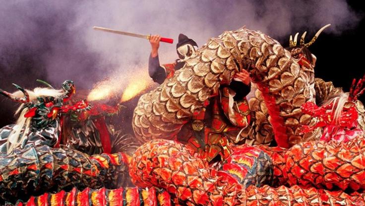 島根西部の伝統芸能「石見神楽」を全国、世界へ羽ばたかせたい!