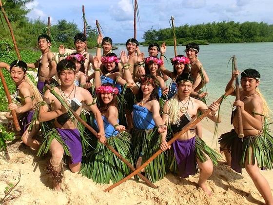 グアム先住民族チャモロの人々と草の根交流を行いたい