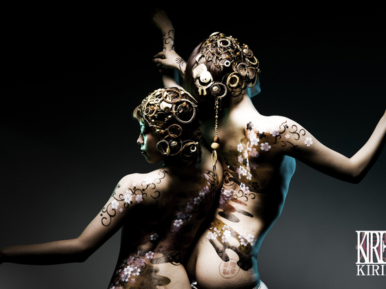 日本の伝統文化を現代的アートとしてフランスで広げたい!!