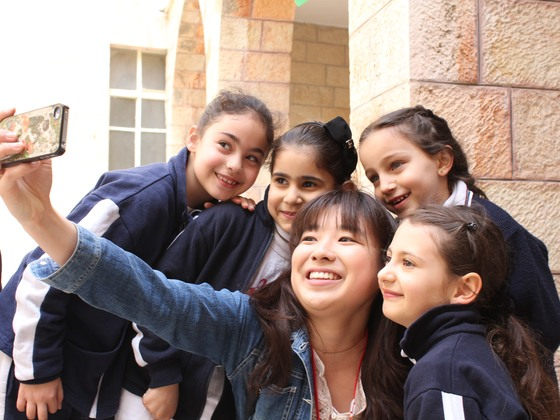 イスラエル・パレスチナで若者たちが交流し学ぶスタディツアーを