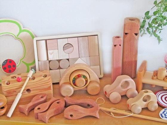 『沖縄県』いいおもちゃがいい遊びを生む!木育・おもちゃ広場