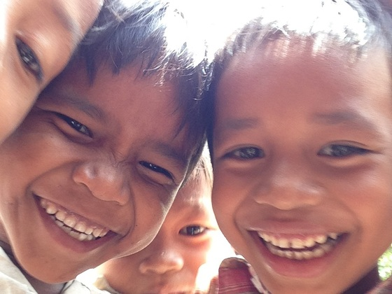 ~HEROプロジェクト第3弾~  カンボジアの笑顔を再び