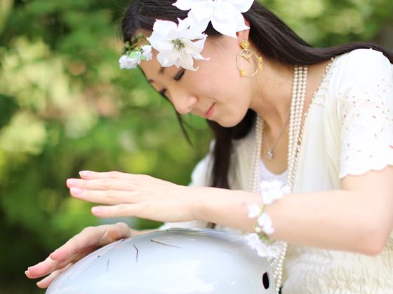 人々が涙する、最新の和楽器『ガンクドラム』を世界に発信したい