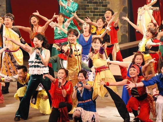 情熱で東北に笑顔を!ミュージカルを東北で創り上げ公演します。