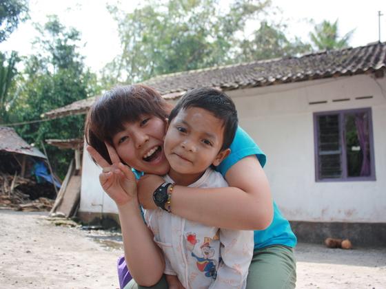 平和を愛する若者が育つ海外キャンプをインドネシアで開催したい