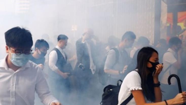 香港の民主化活動で傷ついた人達を助けたい