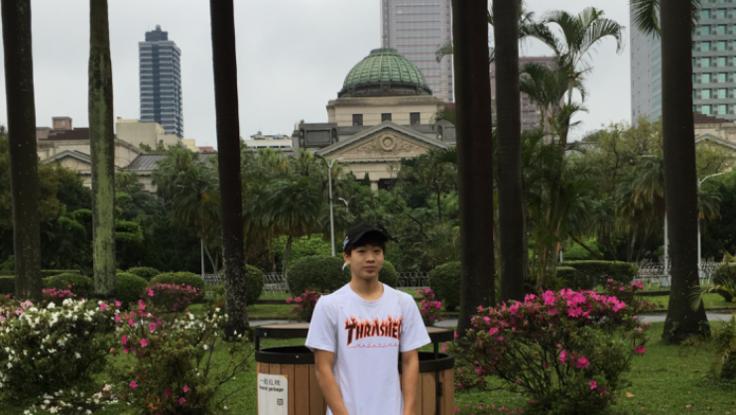 16歳がタイヘ1人旅 地域のボランティア