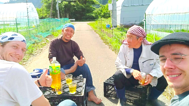 外国人が村を手助け!? 過疎化の進んだ長野県王滝村で新たな挑戦