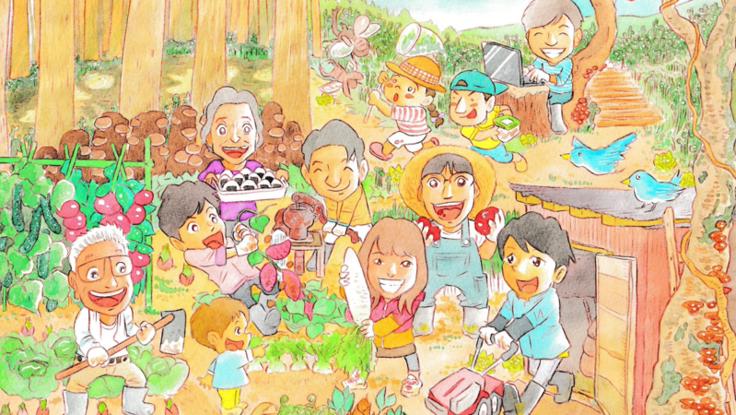 新潟県三条から、里山の「純粋」な美味しさと楽しさを届けたい!